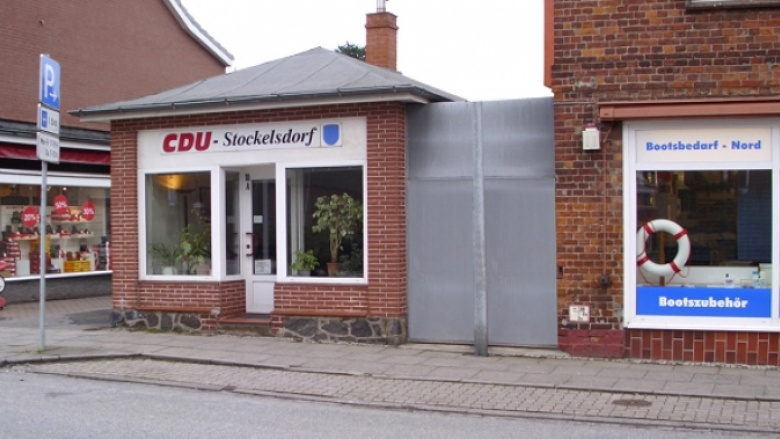 Unsere CDU-Geschäftsstelle in Stockelsdorf